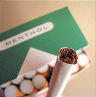 Ментоловите цигари водят до инсулт