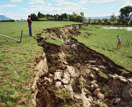 Какво трябва да знаем преди и след земетресение?