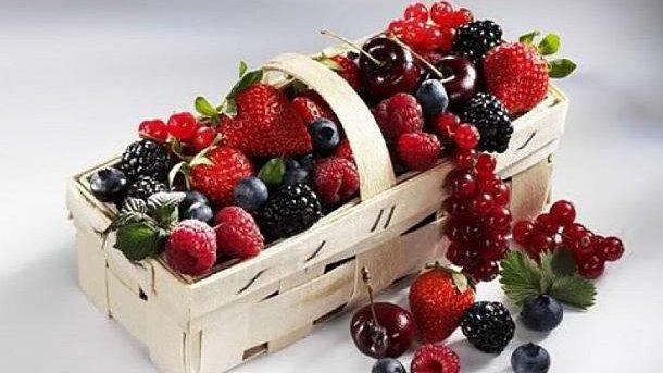по-добра памет при прием на горски плодове