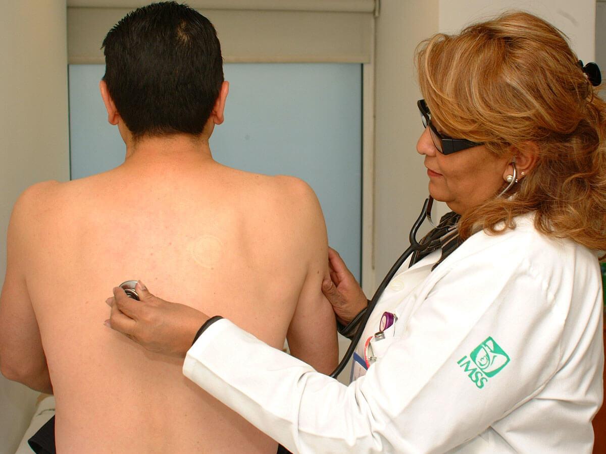 Прегледайте се за туберкулоза