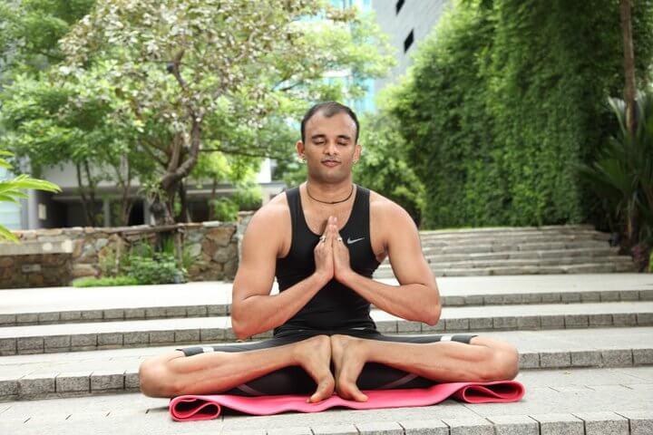 Отслабвай с йога