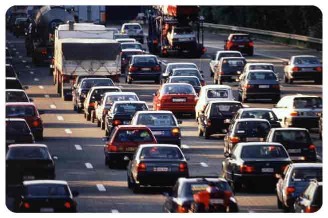 Астмата – резултат от автомобилните газове