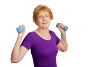 Омега 3 предпазват мускулите от стареене