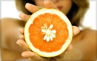 семената на грейпфрут са богати на биофлавоноиди