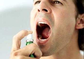 орален спрей против микроби