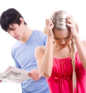 Стресовият хормон при жените расте от лошите новини