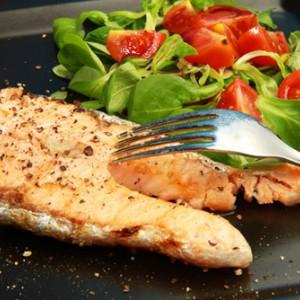 рибата и морските продукти са богати на цинк