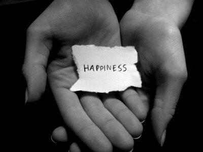 щастието е в нашите ръце