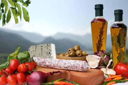Средиземноморската диета като антидепресант