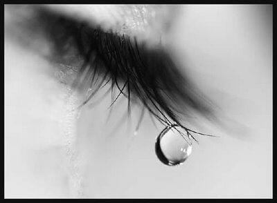 Сълзите отмиват стреса