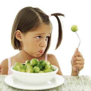 как да накарате децата да ядат зеленчуци