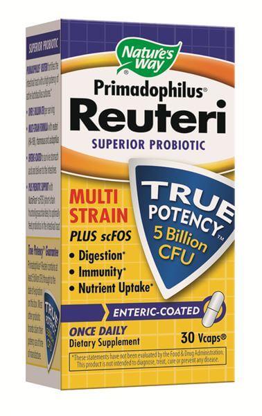 Пробиотици, стомашно-чревен тракт
