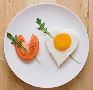 Яйцата повишават добрия холестерол и вталяват