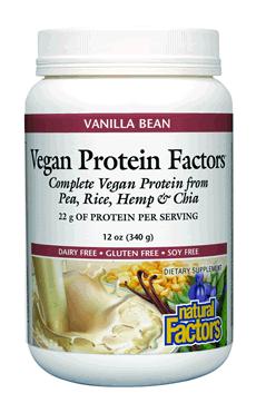 Висококачествен растителен протеин
