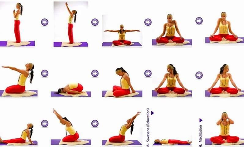система от упражнения
