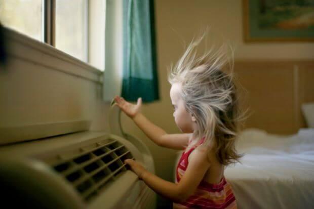 Избягвайте климатиците