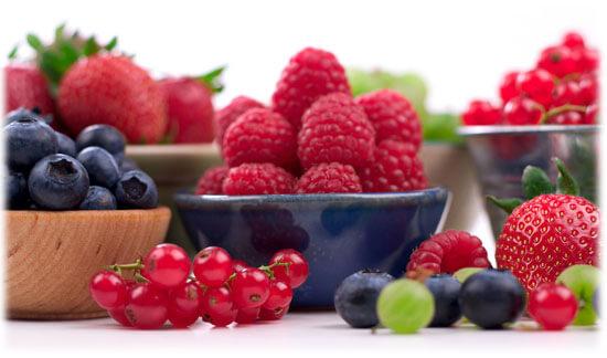 Храни, богати на антиоксиданти