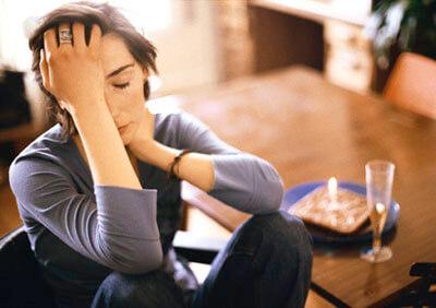 Депресията може да доведе до остеопороза