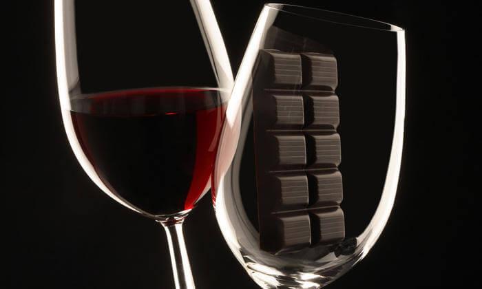 Вино, чай и шоколад в подкрепа на мозъчната дейност