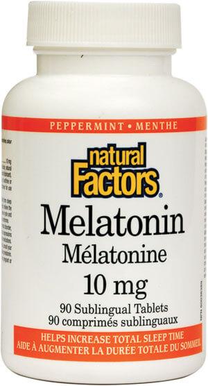 Мелатонин Natural Factors