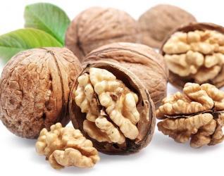 Орехите освобождават организма от токсините