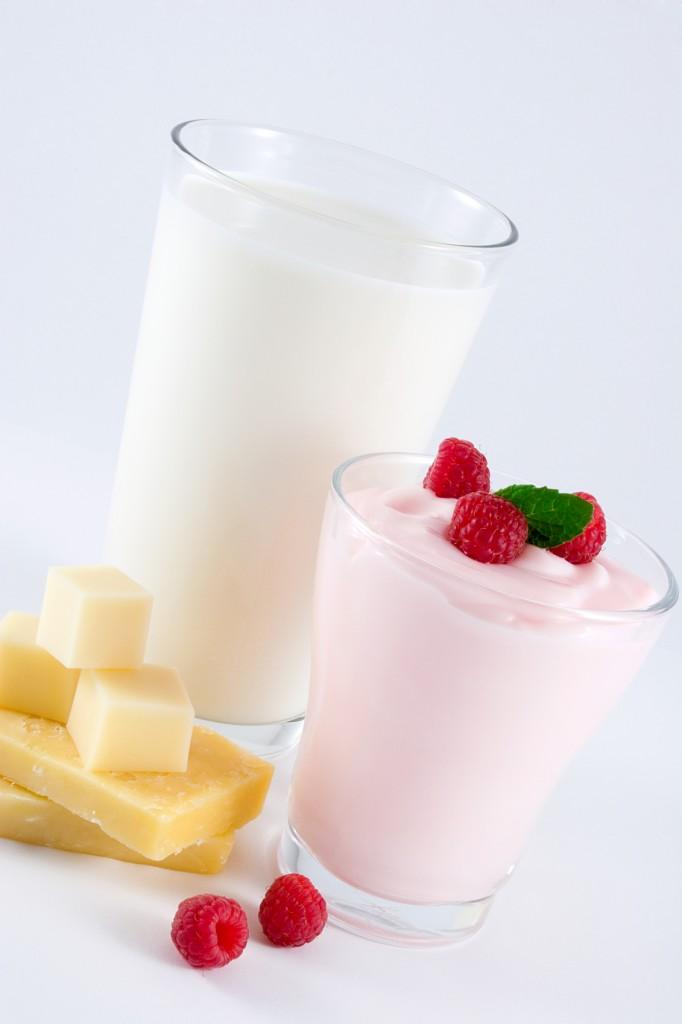 Млечните храни са полезни срещу инсулт