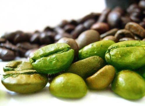 Зеленото кафе унищожава излишните килограми
