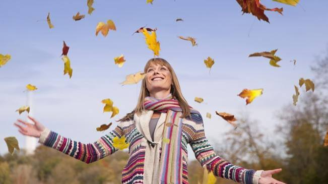 Няколко прости техники за преодоляване на есенната депресия