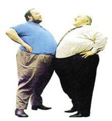 Рискът да получите възпаление е много по-висок, ако сте с наднормено тегло
