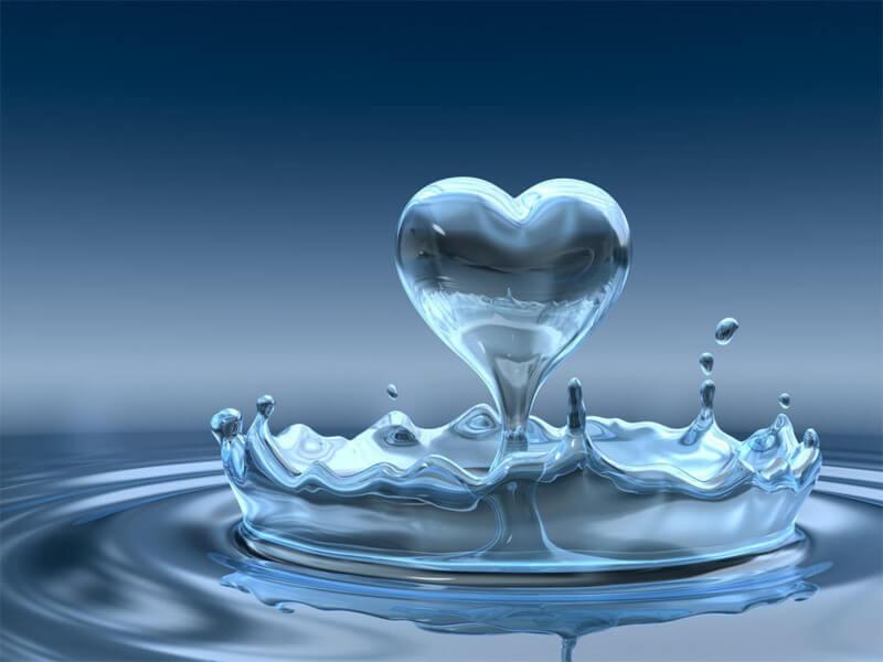 Жива, алкална вода