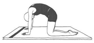 Разтяга мускулите, като премахва стреса
