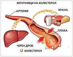 Висок холестерол