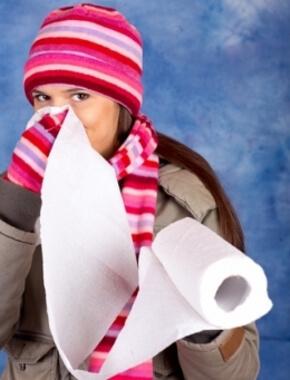 грип, настинка, дихателни проблеми