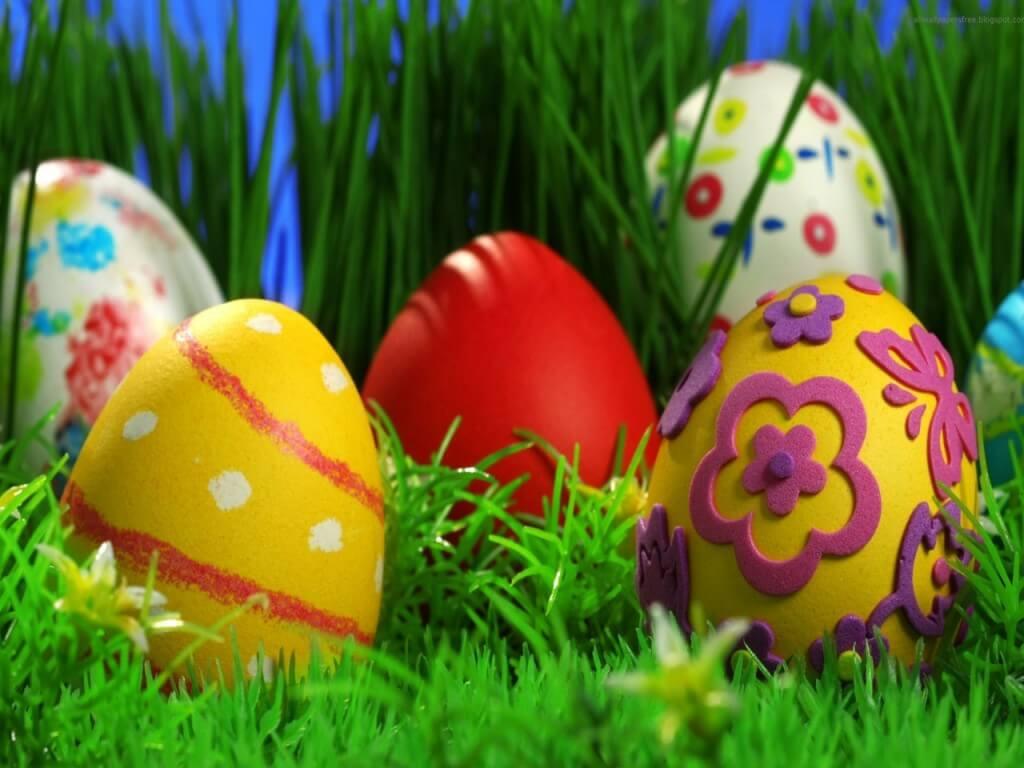митове за боядисаните яйца