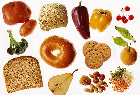фибрите предпазват от рак, диабет и подпомагат отслабването