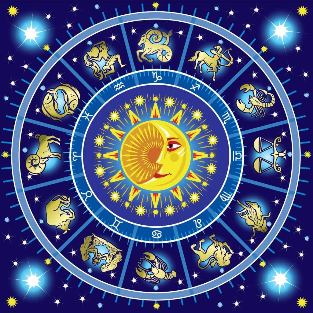 zdraven horoskop, zodiak