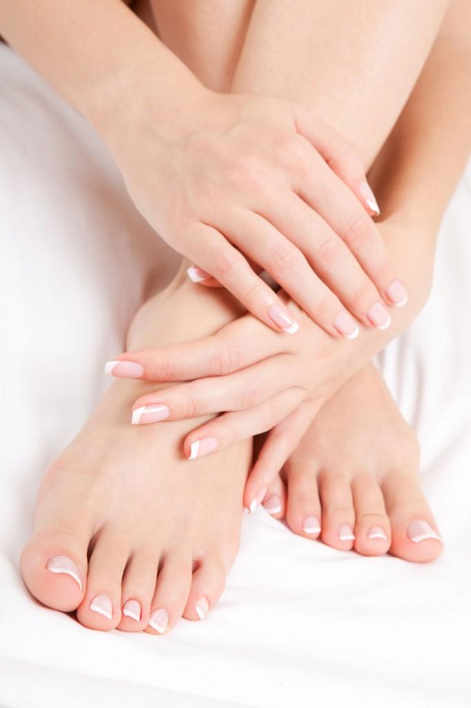 медицинска козметика за нокти с уреа