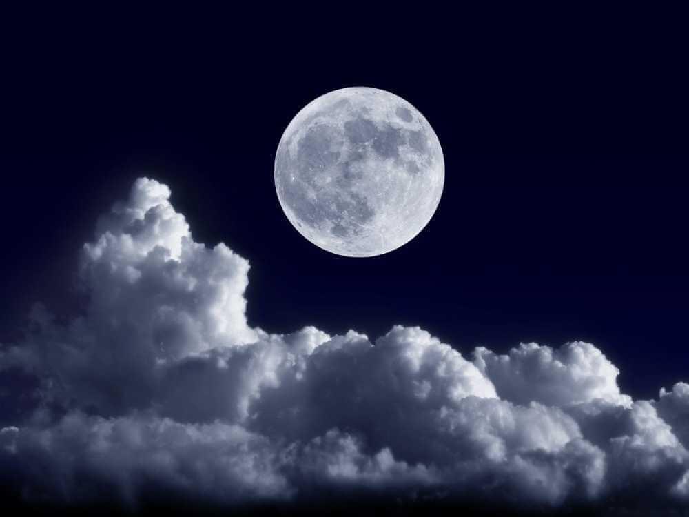 влиянието на луната върху здравето
