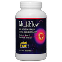 МултиФлоу (Витамини и Минерали) х 180 таблетки