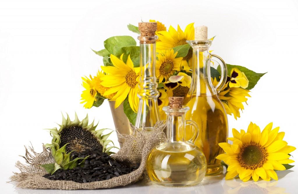 холестерол, слънчогледово олио