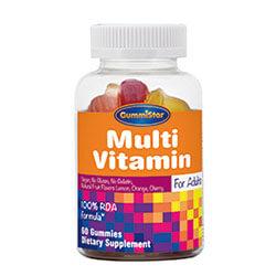 ГЪМИ Мултивитамини за Възрастни х 60 желирани таблетки