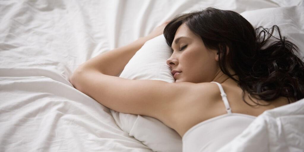 поза за сън