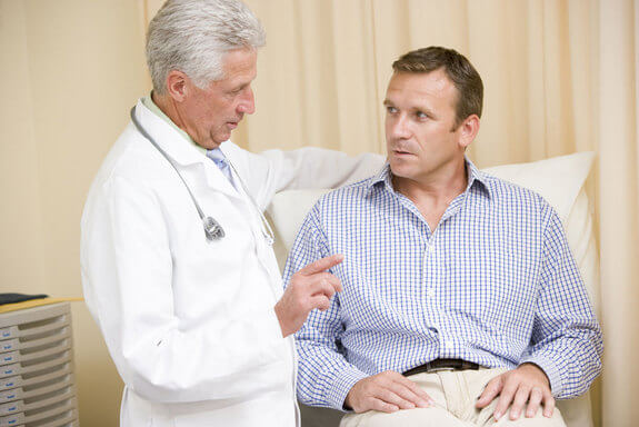 уголемена простата