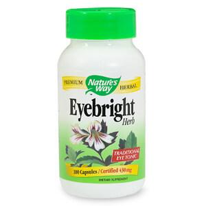 Поддържа цялостната функция на очите. Използва се при конюктивит, възпаления, инфекции и умора на очите, зрителни смущения.
