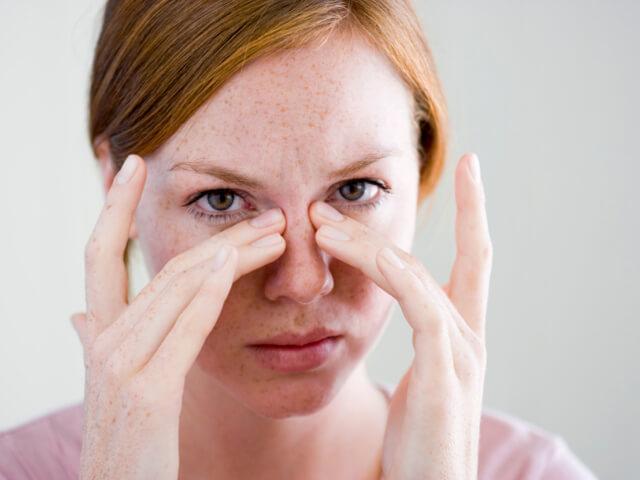 Подпухване на лицето