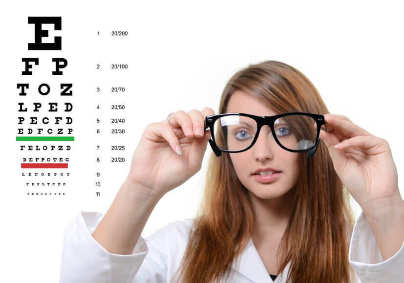 Как да запазим остротата на зрението си
