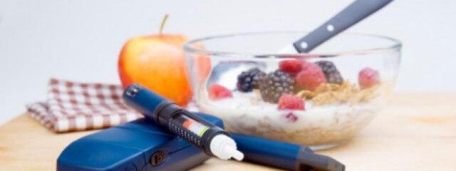 Храненето сутрин е особено важно за пациенти с диабет тип 2