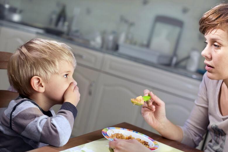 Поведението на родителите-от ключово значение при хранителни разстройства у детето