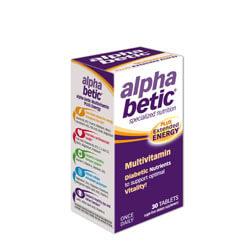 Мултивитамини за диабетици или хора в преддиабетно състояние