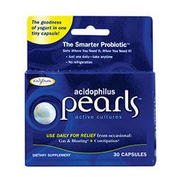 Пробиотични перли